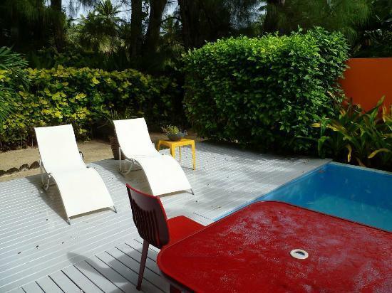拉羅湯加羚羊別墅公寓照片