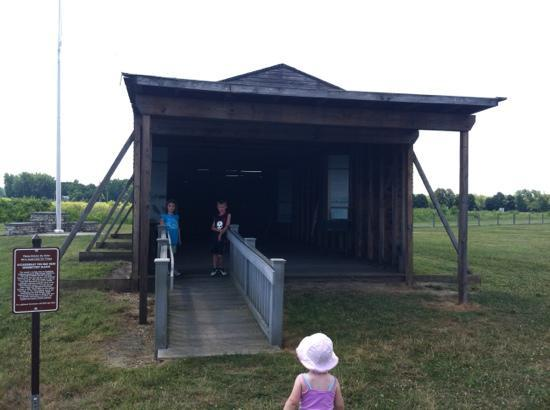 Huffman Prairie Flying Field: worlds first airport