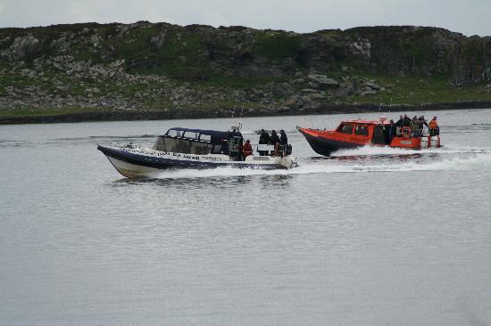 Sealladh Na Mara: Jura Passenger ferry
