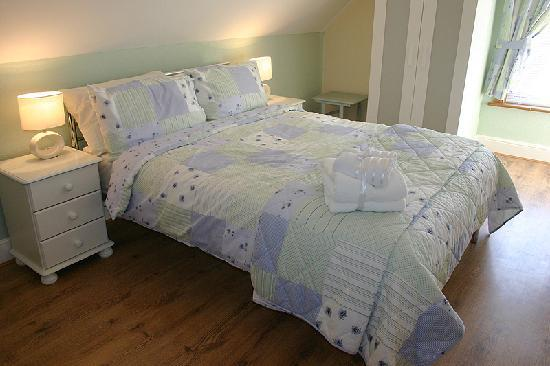 Beaches B and B: Double room