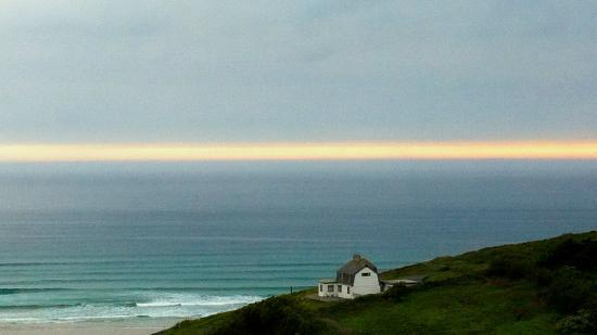 Bedruthan Hotel & Spa: View from the Wild Cafe