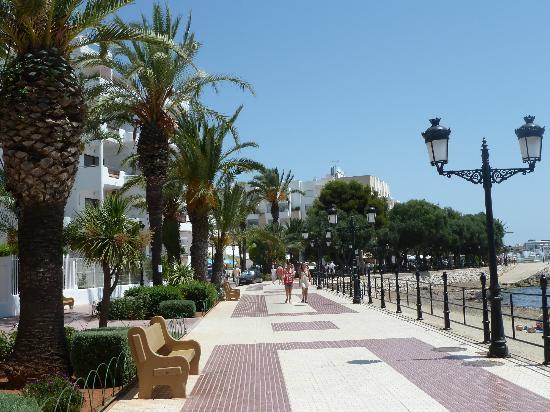 Sirenis Hotel Club Siesta : Promenade