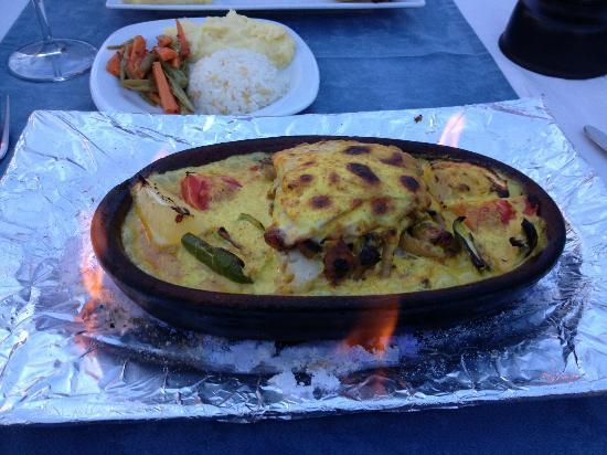 Rami's Terrace Restaurant: Fabulous Turkish food