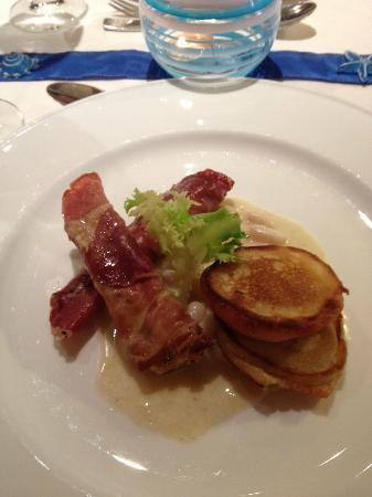 Hotel Wiesenhof: secondo cena 