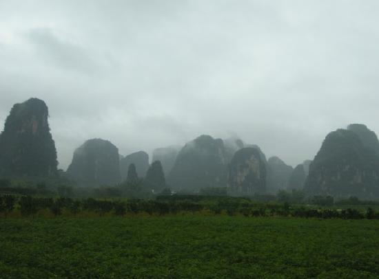 Yangshuo Private Tour-Day Tour: Yangshuo Countryside at Spring