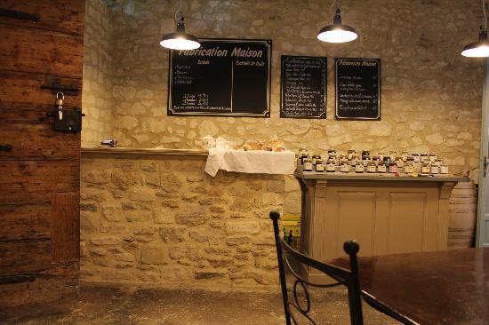 Restaurant Celina - Les Artisanales de Provence: La