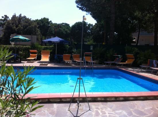 Schiller Hotel : la piscina a disposizione