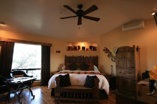 The Suites at Sedona B&B: Ghost Rider Room