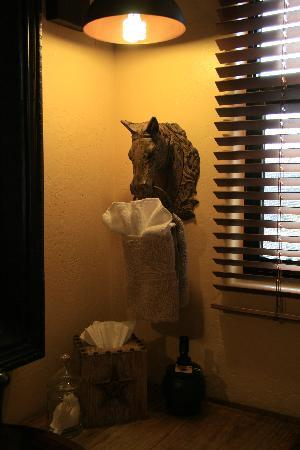 The Suites at Sedona B&B: Gost Rider