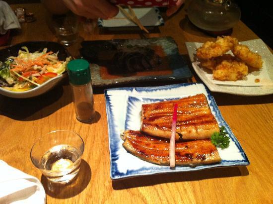 Tatsuya: Grilled Eel