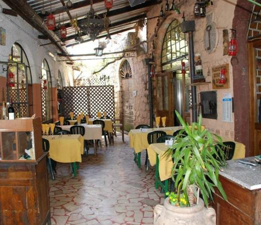 Genazzano, Italy: il vicolo