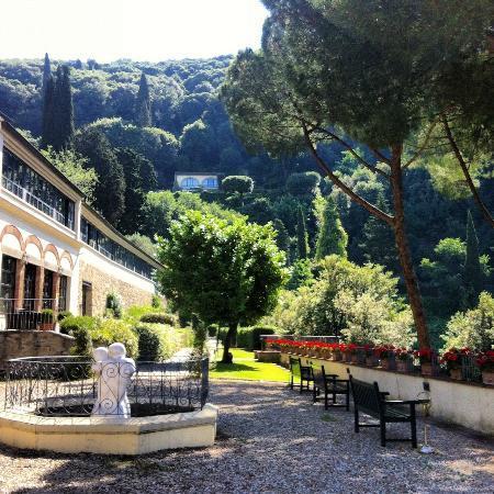 Villa Fiesole Hotel: Terrace