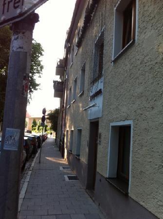 Castle Hotel Regensburg: outside