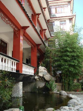 Jinhong Villa: Hotel