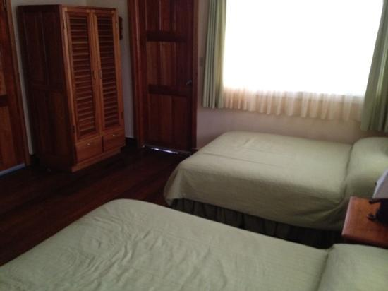 Bocas Inn: Zapatilla room