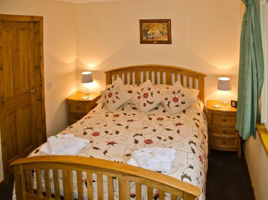 Stanton Villa B&B: Hill View Double Room En-Suite