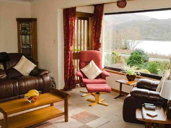 Stanton Villa B&B: Guest Lounge