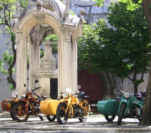 Sidecar Touring Co Lisbon