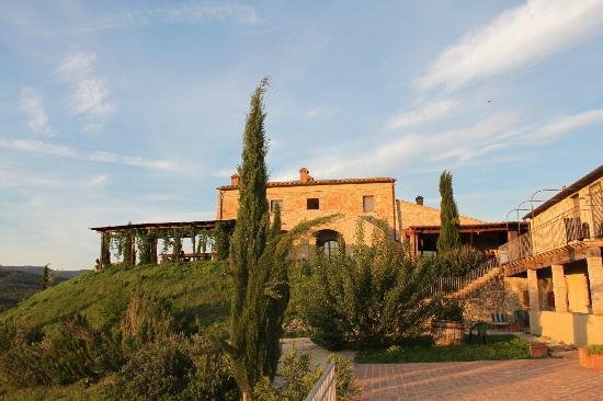 Agrihotel Il Palagetto: l'agriturismo