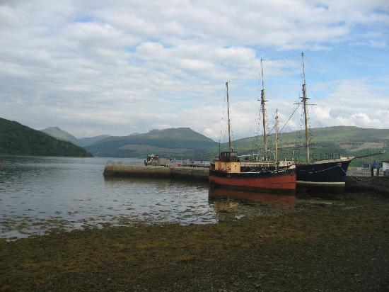 Inverary Maritime Centre: Floating museum and the Vital Spark