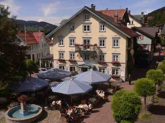 Hotel Adler: Adler Aussenansicht