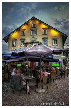 Hotel Adler: Publik Viewing zur EM 2012