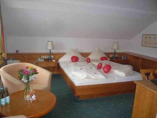Hotel Adler: Doppelzimmer