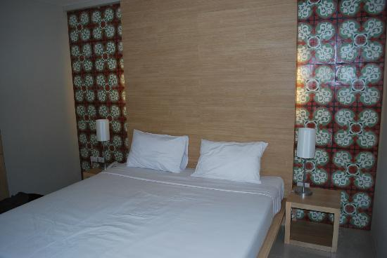 Chinotel Phuket: Comfortable bed