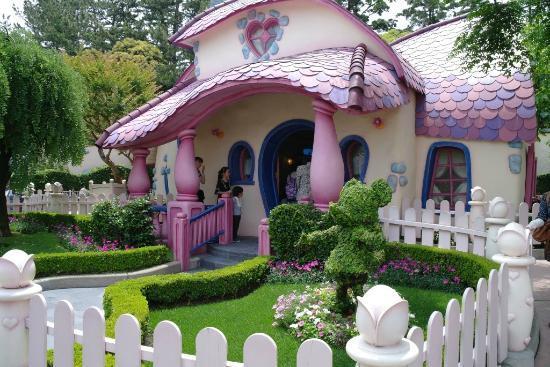 อุระยะซึ, ญี่ปุ่น: Minnie Mouse's House