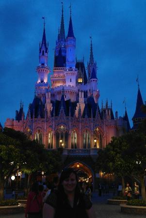 อุระยะซึ, ญี่ปุ่น: The Castle at Night