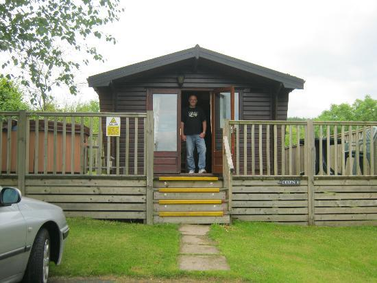 Belan Bach Lodges: Lodge