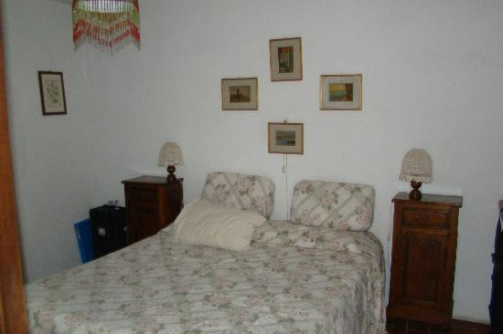 Agriturismo Bevignano : Slaapkamer