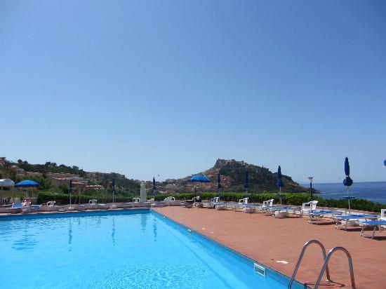 Hotel la Baia: Piscina