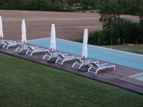 B&B Villa Luogoceleste : Zwembad