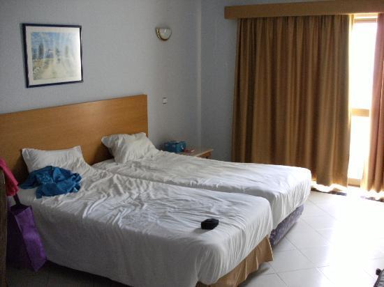 Varandas de Albufeira: Twin bedroom A/I