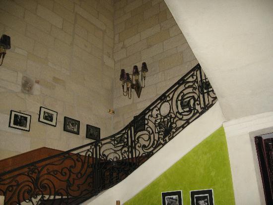 Hotel Saint Trophime: hall