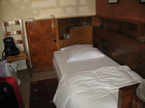 Hotel Saint Trophime: room