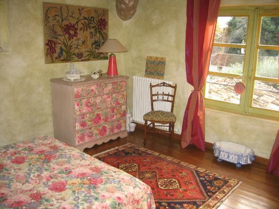 La Cigale et la Fourmi : Chambre Romantique