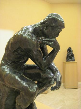 R. W. Norton Art Gallery: Rodin