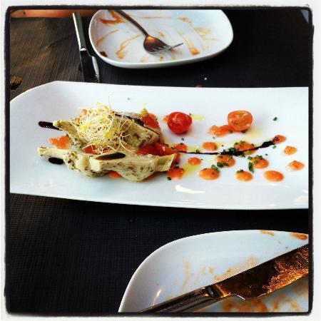 Bobo restaurant : Artichoke