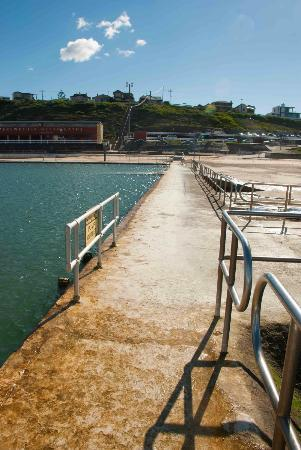 Edge of the Merewether Baths
