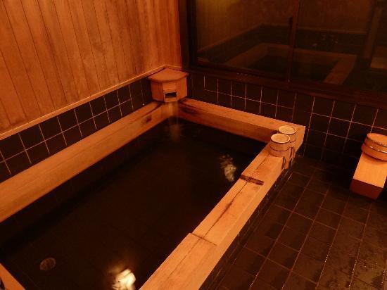 Sumiyoshi Ryokan: Bath