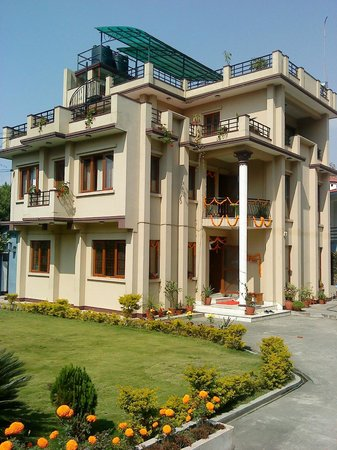 At Home Nepal Guest House: Isn`t it beautiful?