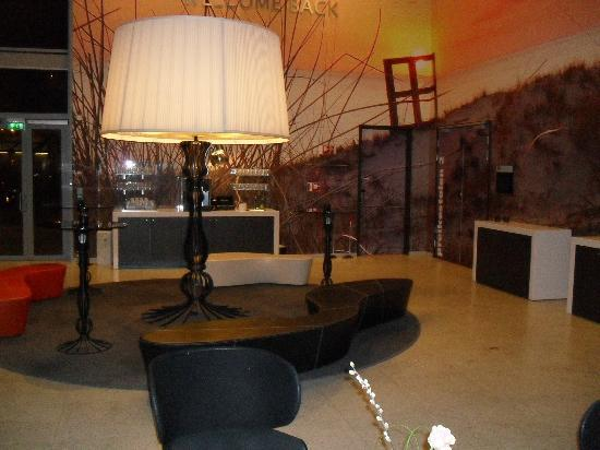 Scandic Stavanger Airport: lounge