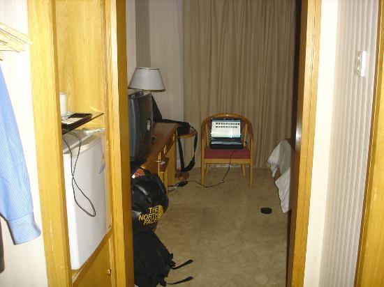 City Line Hotel (Harmony): My room Harmony Hotel