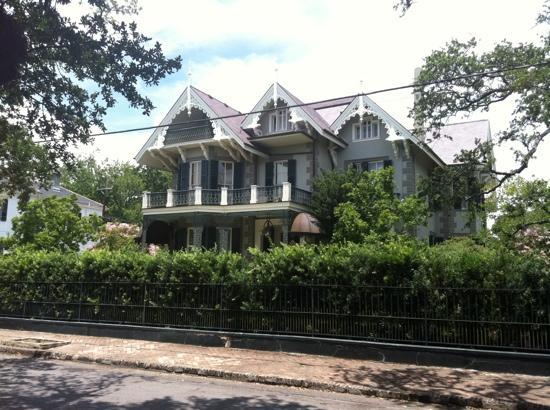 Garden District New Orleans Foto Di Garden District New Orleans Tripadvisor