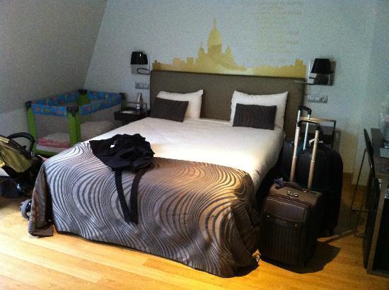 Eurostars Panorama Hotel: room