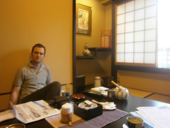 Sukeroku No Yado Sadachiyo: Our room