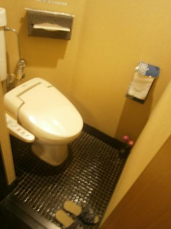 Sukeroku No Yado Sadachiyo: Super toilet!