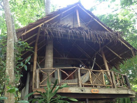 Viking Natures Resort: The hut